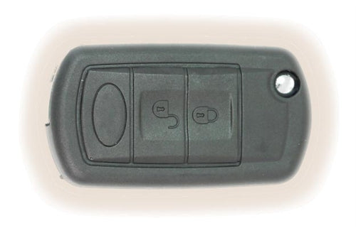 Range Rover (07-10) Flip Key Shell - Replacement for 3 Button Remote 2007-2010 Land Rover