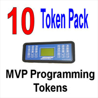 MVP 10 Tokens Pack - New Lower Price from ILCO - Advanced Diagnostics - AD USA