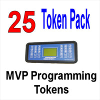 MVP 25 Tokens Pack - New Lower Price from ILCO - Advanced Diagnostics - AD USA