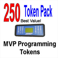 MVP 250 Tokens Pack from ILCO - Advanced Diagnostics - AD USA
