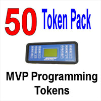 MVP 50 Tokens Pack - New Lower Price from ILCO - Advanced Diagnostics - AD USA