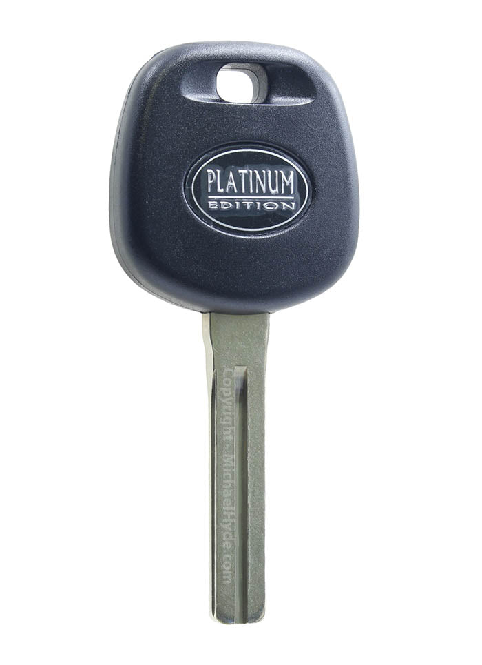 TOY48-BT4 Lexus 'Short' Key - Platinum Edition