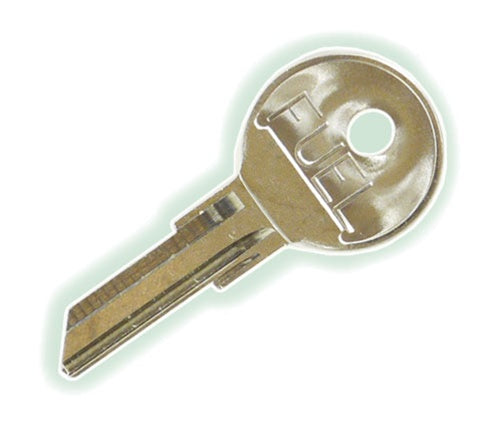 322721 Strattec Marine, Industrial, RV - 10pack Key