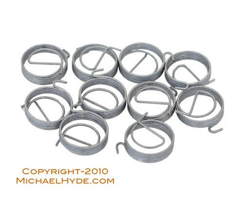 46885 Chrysler Trunk Lock Return Spring (10pk) Strattec Lock Part