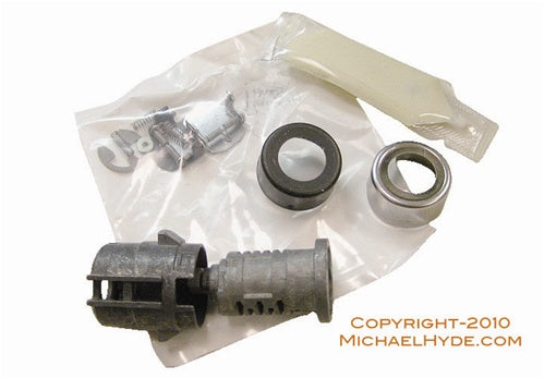 702912 GM Door lock, Service Pack - Strattec Lock Part - optional Tumbler Pack available