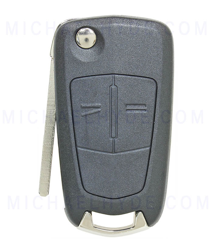 Saturn Astra REMOTE with Uncut Key (Factory Original) 93192428