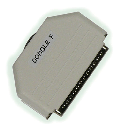 "ADC-159 White ""F"" Dongle"