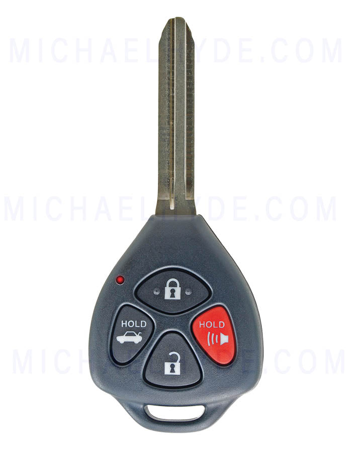 Scion FRS Remote Head Key - Factory Original - SU003-01445 - from 3-2012 to 4-2014 - FCC: HYQ12BBY