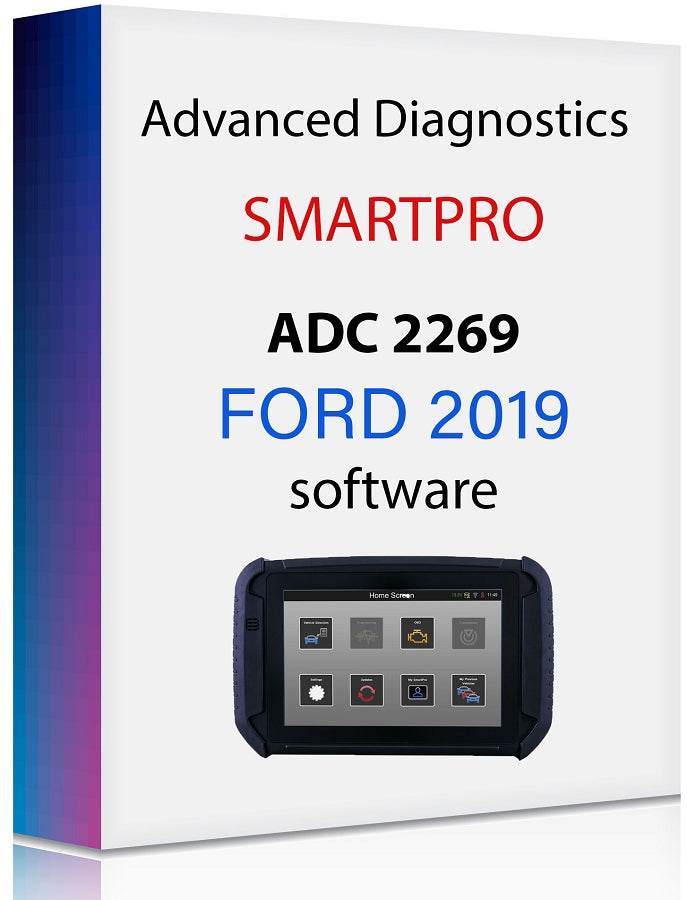 SmartPro Software - FORD® 2019 - ADS2269