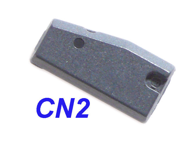 "CN2 - CN5 Transponder Cloning Chip - Wedge - For CN900 cloning ""4D"" Ford & Toyota & ""G"" Toyota Transponders (Not for 4C)"