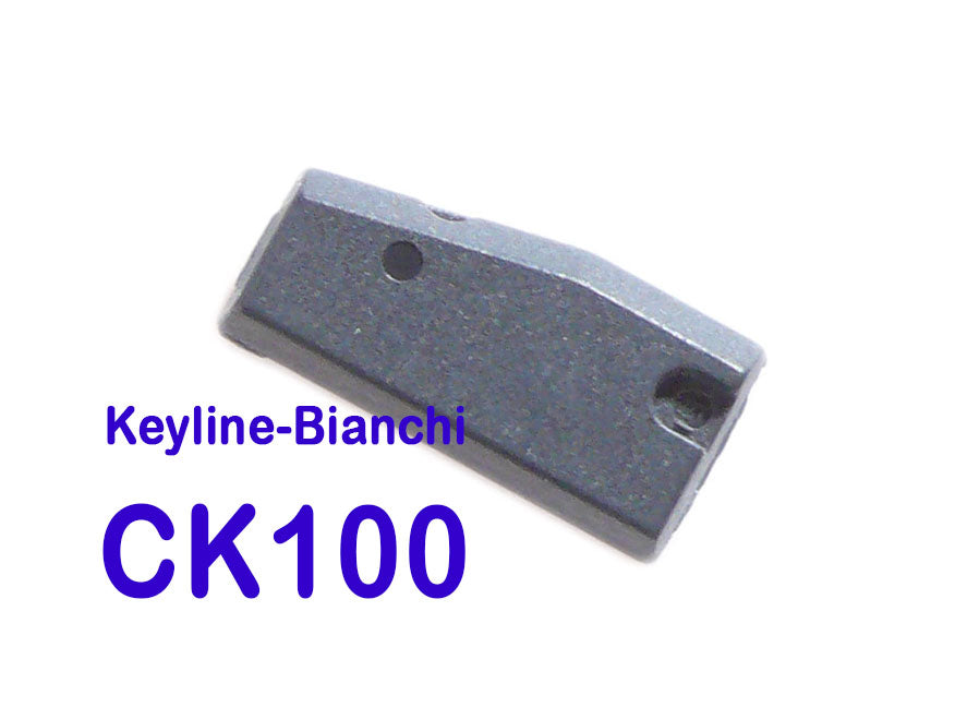 Keyline CK100 Wedge Chip for Cloning - Texas 4C, 4D & Philips 46 Cloner Chip for Ultegra 884 & Mini