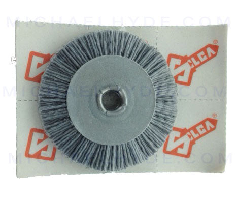Silca ILCO Tynex Nylon Brush for Bravo, Bravo II, Bravo USA and Poker Plus - BJ0429XXXX D701840ZB
