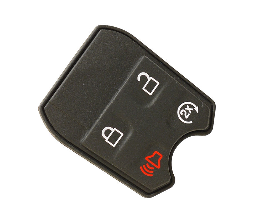 2011+ IKT Rubber Pad - 4 Button with Remote Start - Closeout