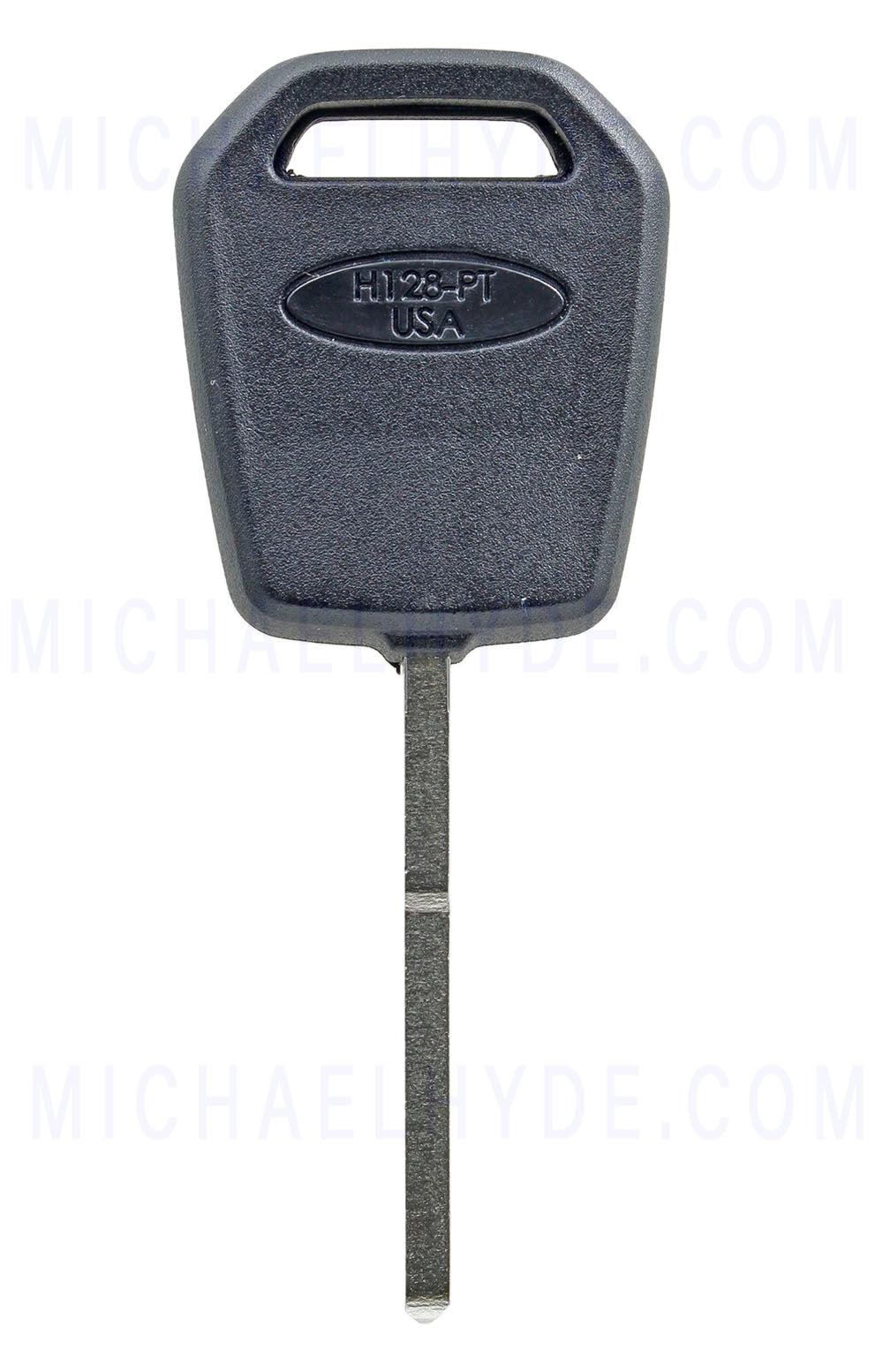 ILCO Ford 128 Bit Transponder Key - HU101 - AX00012124 - Edge, Expedition, Explorer, F-150, Fusion, Mustang, Continental and more