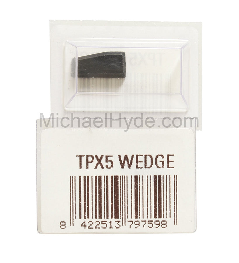TPX5 Wedge - combines Texas & Philips Crypto Cloner Chips - New TPX5W