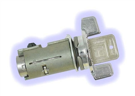 ASP LC1428, Ignition Lock with Keys, AMC, GM, Buick, Cad, Chevy, Olds, Pontiac (LC1428)  LockCraft