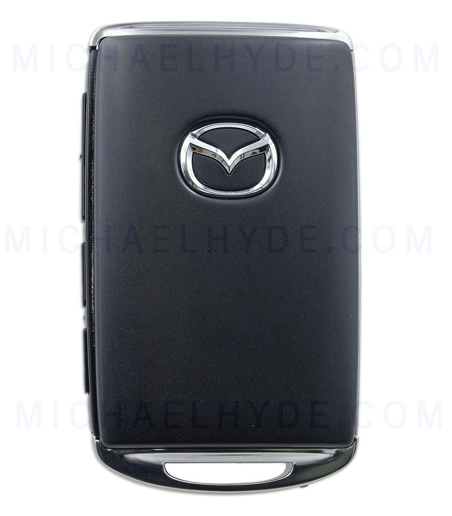 2019+ Mazda 3 Proximity Remote Fob - Part# BCYA-67-5DY - for models with a Power Hatch
