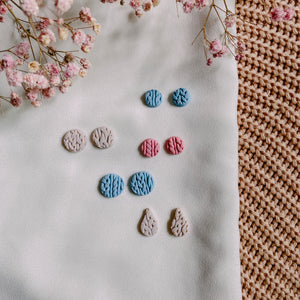 Braids & Knits Assorted Studs