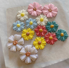 Load image into Gallery viewer, Flower Series Hairclips | Made To Order