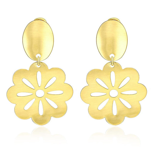 Albacete Drop Earring in 18K Gold Plated