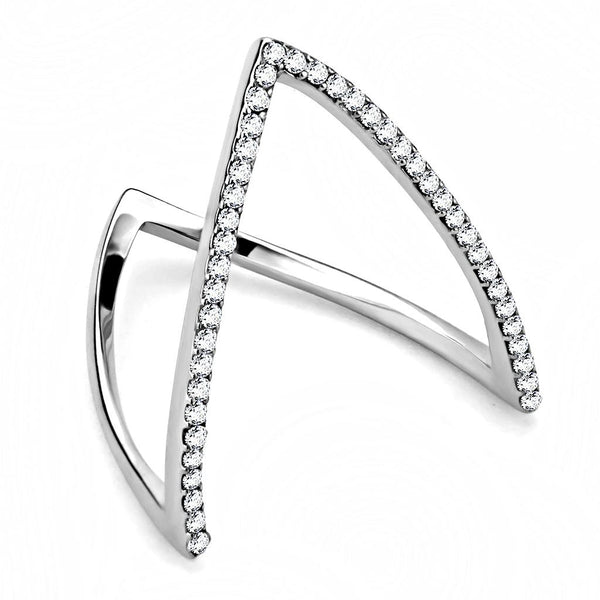 V Ring High polished (no plating) Stainless Steel