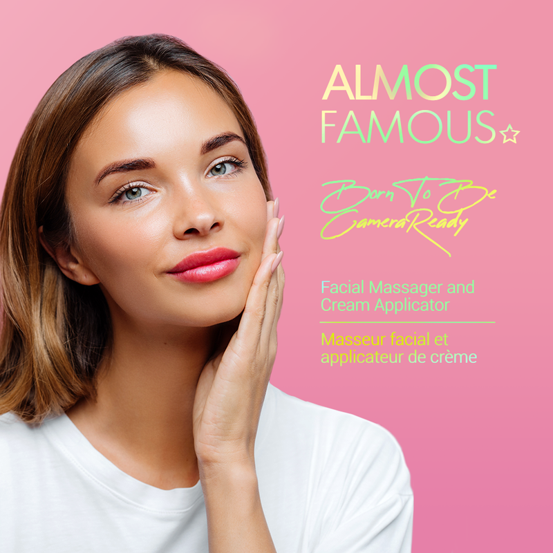 Almost Famous Eye Massage Anti-Aging Beauty Device