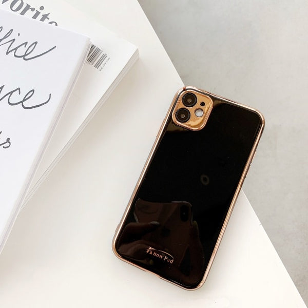Luxury Gold Plated Electroplated Case for iPhone
