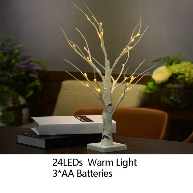 Bonsai  Tree LED Light Lamp