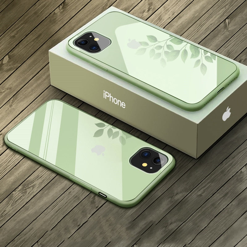Liquid Glass Case For iPhone