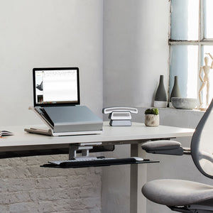 L6 Laptop Holder, by Humanscale