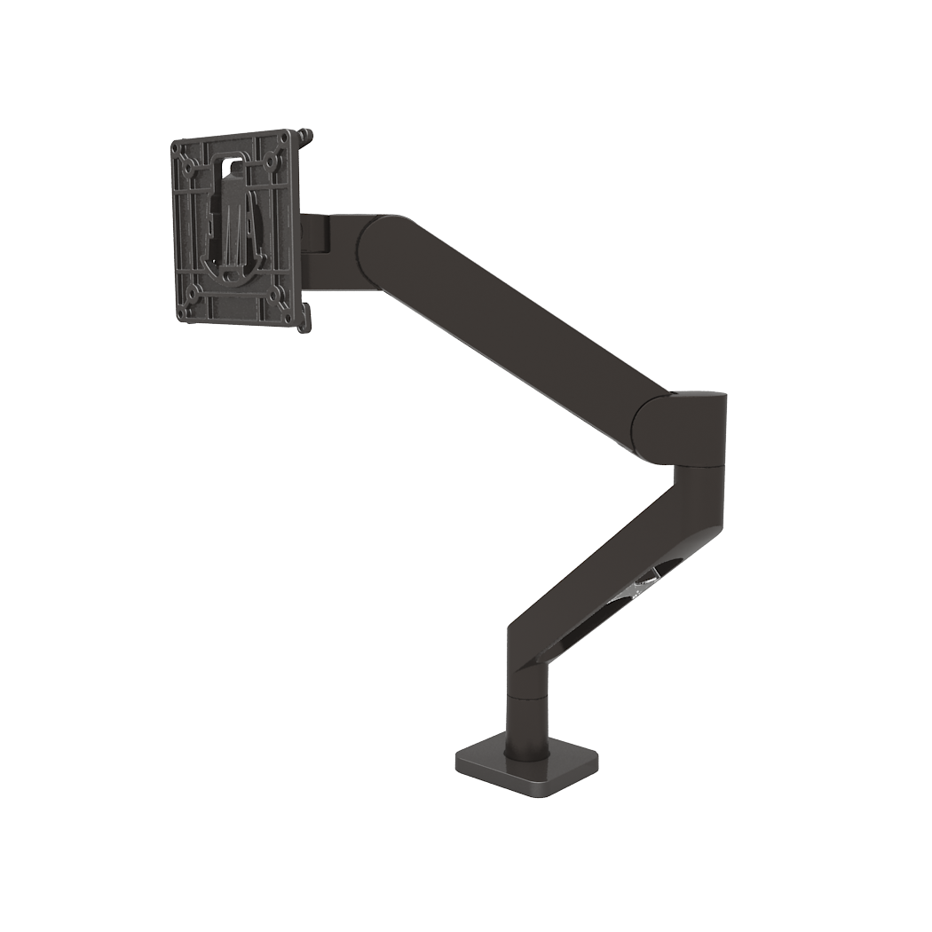 Swerv Single Monitor Arm, by Teknion