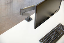 Load image into Gallery viewer, Swerv Single Monitor Arm, by Teknion