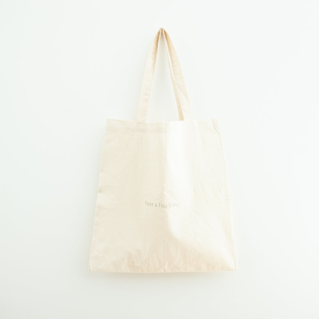 have a fuu time tote bag