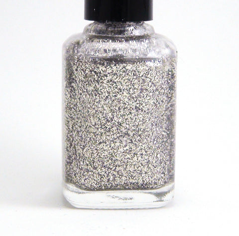 Moonlight (Clair de lune) 2.0 - real silver flakie - SUPER shiny-more