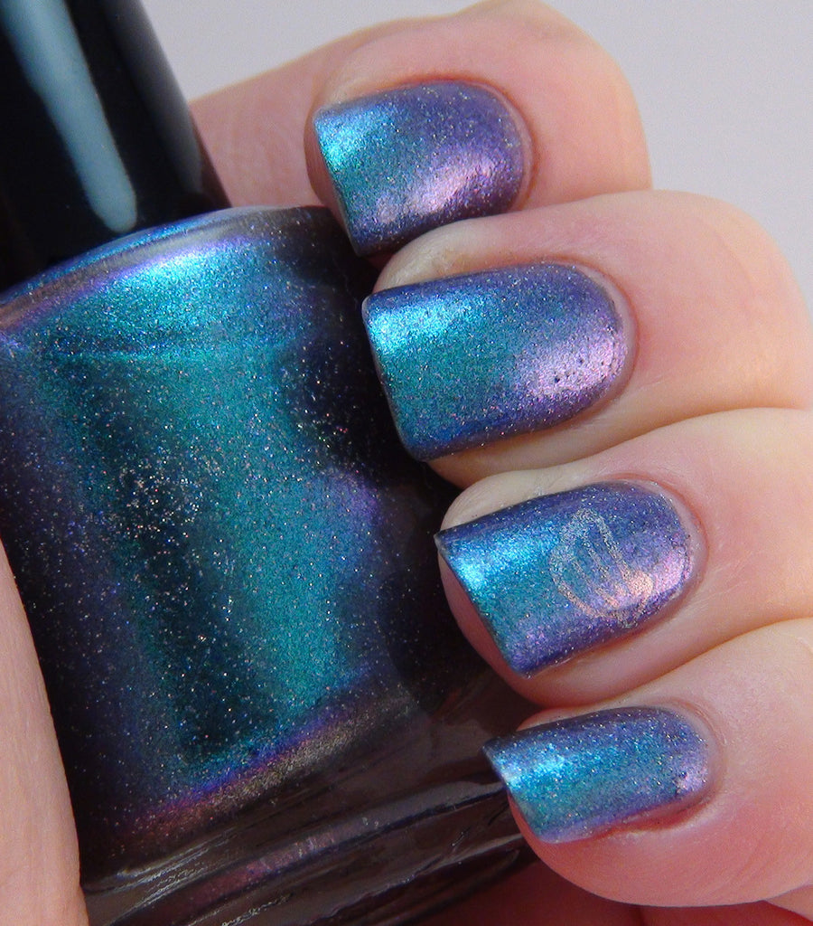 Maui - teal/blue/purple multichrome