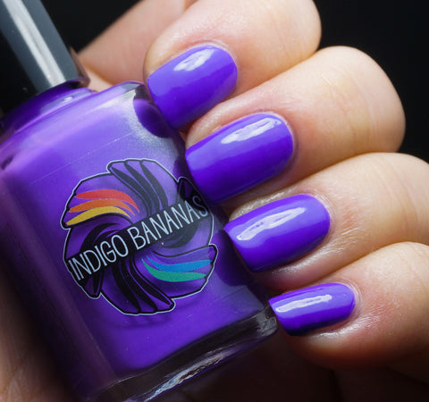 Phlogiston Paradise - neon purple creme
