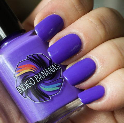 Phlogiston Paradise - neon purple creme-more