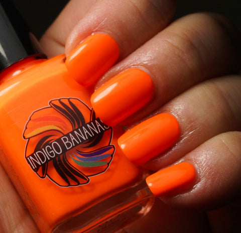 LiLoo (LithiumLoo) - neon orange creme