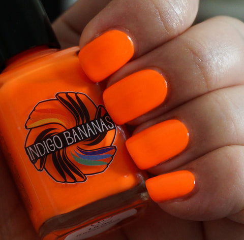 LiLoo (LithiumLoo) - neon orange creme-more