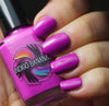Zinc Industries - neon pink-purple/magenta creme