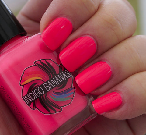 Neon, the 10th Element - neon pink creme-more