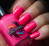 Neon, the 10th Element - neon pink creme