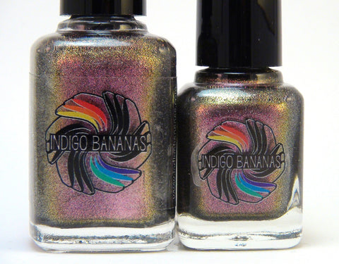 Eshu - pink/gold multichrome-more