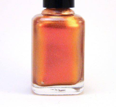 Son of Fire - coral/orange/golden orange multichrome holographic-more