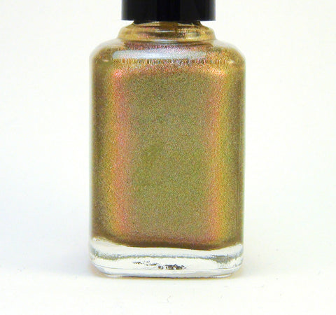 Hallucinate - bronze/green/pinkish/copper multichrome holographic-more
