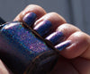 Hyperborea (HOLO) - blue/purple mega chrome flakie