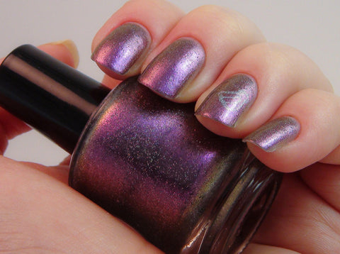 Eris - lavender/pink/orange multichrome