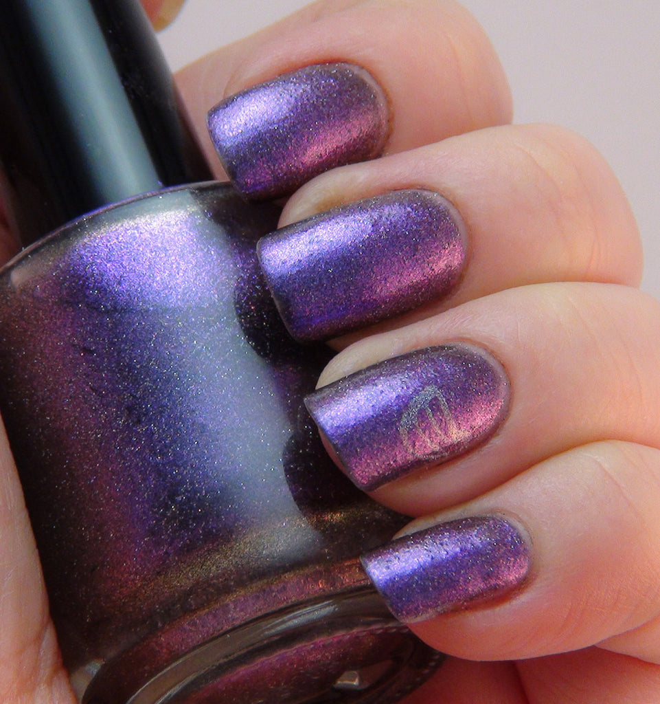 Dionysus - purple/pink/orange multichrome