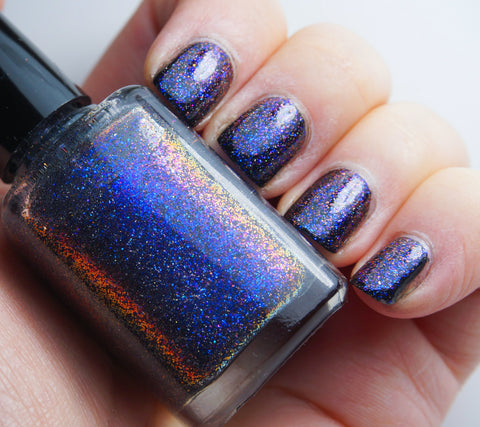 Pure Imagination  - blue colorshifting glitter