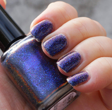 Pure Imagination  - blue colorshifting glitter-more